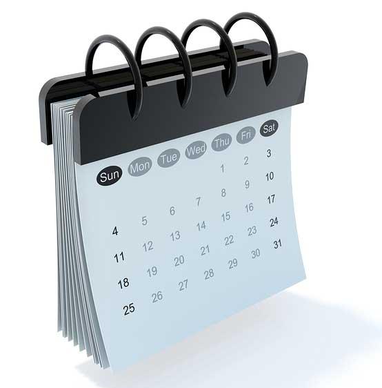 Lovecast Kalender til parterapi