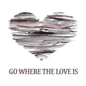 Plakat, lovecast, love, kærlighed, par, parterapi, parterapeut, dekoration