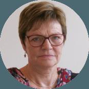 Et billede af parterapeut Karin Holst Nielsen - parterapi i Odense og på Fyn