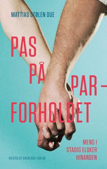 Matias Stølen due - bog om parforhold og kærlighed