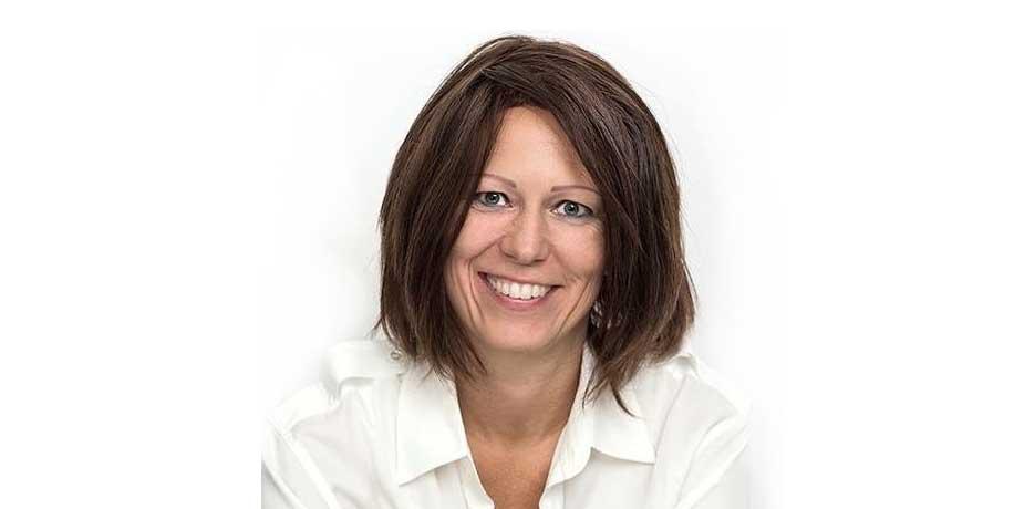 Et billede af den dygtige terapeut Camilla Frøjk