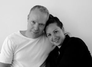 Et billede af kærster og partnere i Lovecast - Jonas & Anna