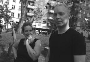 Endnu et billede af teamet bag Lovecast - Jonas & Anna