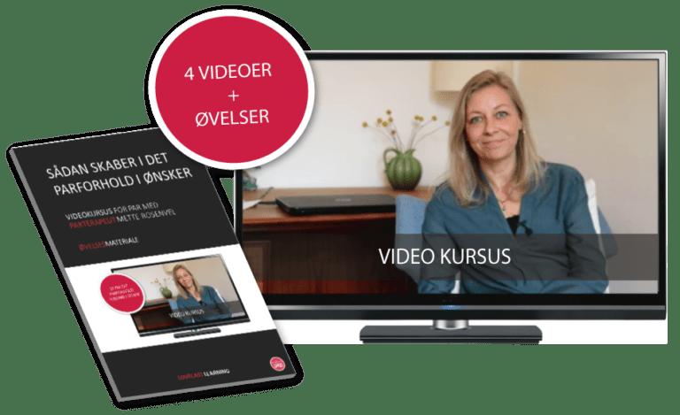 Online parkursus - Mette Rosenvel
