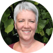 Et billede af parterapeut og psykoterapeut Aline Bjerring