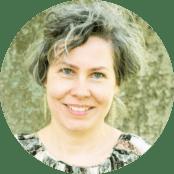 Et billede af parterapeut og psykoterapeut Catrine Hansen